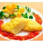 プレーンオムレツ 約 40g × 10個入 ちぬや 玉子料理 卵料理 惣菜 副菜 10回分 10人分 10人用 10人前 朝食 朝ご飯 おかず 業務用 [冷凍食品]