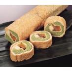 業務用 茶そば寿司4本入 ヤマ食 冷凍保存食品 冷凍食品 自然解凍可 食材
