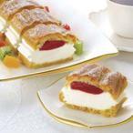 業務用 フリーカットケーキシュークリーム(イチゴ)335g 味の素  苺 スイーツ 冷凍食品   RCP