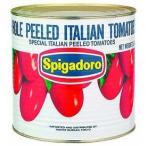 スピガドーロ トマトホール 1号缶 モンテ 缶詰 ホールトマト とまと 野菜 業務用 [常温商品]