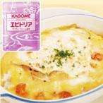ドリアベース エビドリア(サフランクリーム風味)1食180g カゴメ 食品