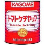 トマトケチャップ標準 1号缶 カゴメ 缶詰 調味料 ソース 業務用 [常温商品]