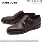 ジョンロブ ドレスシューズ メンズ ウィリアム 2 WILLIAM II 232192L 革靴 定番 ダークブラウン JOHN LOBB