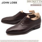ジョンロブ ドレスシューズ メンズ ベケッツ BECKETTS 501180L 革靴 レザー ダークブラウン JOHN LOBB