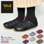 テバ スリッポン レディース エンバーモック 1018225 キャンプ 2WAY 靴 おしゃれ TEVA ブランド