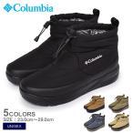 コロンビア ブーツ メンズ レディース COLUMBIA SPINREEL MINI BOOT II WP OMNI-HEAT 靴 ウィンター アウトドア トレッキング スノー 防水 撥水 防寒