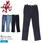 グラミチ ロングパンツ メンズ デニムニューナローパンツ GRAMICCI 0816-DEJ ブルー ネイビー パンツ ボトムス カジュアル 野外 ブランド 服