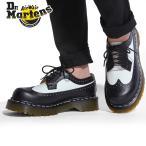 ドクターマーチン ブーツ メンズ レディース 5アイブローグシューズベックスソール DR.MARTENS 10458001 ブラック 黒 ホワイト