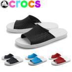 クロックス メンズ レディース CROCS crocs サンダル シャワーサンダル シティレーン ロカ スライド くろっくす アウトドア