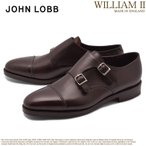 JOHN LOBB ジョンロブ ドレスシューズ メンズ ウィリアム 2 WILLIAM II 232192L 革靴 定番 ダークブラウン