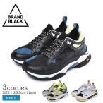 ブランド ブラック スニーカー メンズ SAGA 426BB シューズ BRAND BLACK 靴 スポーツ