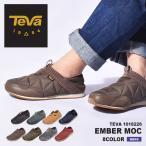 (セール) テバ スリッポン メンズ エンバーモック TEVA 1018226 2WAY スニーカー 靴 シューズ ブラック 黒 ネイビー グレー 2WAY