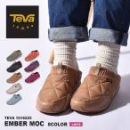 (セール) テバ スリッポン レディース エンバーモック TEVA 1018225 2WAY 靴 シューズ ブラック 黒 ホワイト 白 カーキ カジュアル キャンプ