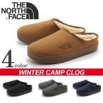 ショッピングサボ ザ ノースフェイス THE NORTH FACE ウインター キャンプ クロッグ サンダル レディース