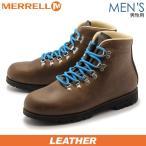 メレル MERRELL ブーツ トレッキング レザー メンズ 革靴