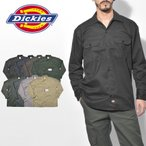 (セール) DICKIES ディッキーズ 長袖シャツ メンズ 574 ロングスリーブワークシャツ ストリート アメカジ シンプル