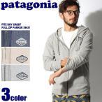 パタゴニア PATAGONIA フィッツロイ クレスト ライトウェイト フルジップ フード スウェットシャツ メンズ