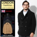 ロンドントラディション LONDON TRADITION アウター ピーコート メンズ