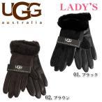 ショッピングアグ アグ オーストラリア UGG AUSTRALIA 手袋 クラシック スエード スマート グローブ   レディース