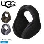 アグ 耳あて メンズ シェルパ BTH UGG 20083 ブラック 黒 グレー ブラウン イヤーマフラー 防寒 冬物 プレゼント 贈り物 保温