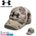 アンダーアーマー UNDER ARMOUR キャップ UA カモキャップ 2.0 1300472 メンズ レディース 帽子 迷彩 カモフラ