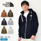 ザ ノースフェイス パーカー メンズ リアビュー フルジップ フーディ THE NORTH FACE NT62130 ブラック 黒 グレー アウター ロゴ