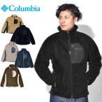 コロンビア ボアフリースジャケット メンズ アーチャーリッジジャケット COLUMBIA PM3743 ブラック 黒 ネイビー 紺 ベージュ