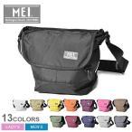MEI エムイーアイ ショルダーバッグ メッセンジャーバッグ NEW COL MESSENGER 193007 メンズ レディース バッグ 鞄