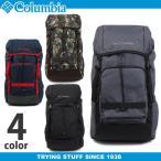 ショッピングバック コロンビア COLUMBIA グランドベイ バックパック ブラック  メンズ レディース