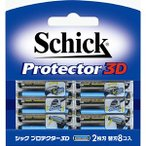 シックジャパン プロテクター3D 替刃 8個