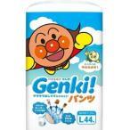 【在庫処分】ネピア GENKI  パンツ Lサイズ  44枚 旧品