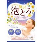 牛乳石鹸 お湯物語 贅沢泡とろ 入浴料 スリーピングアロマの香り 1包 30g