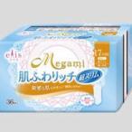 【数量限定】大王製紙  エリス Megami メガミ 肌ケア超スリム 軽い日用羽なし36枚入