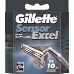 P&G ジレット センサーエクセル替刃 10個入