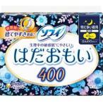 ユニチャーム ソフィ はだおもい特に多い日夜用400 8枚 (生理用品ナプキン)