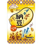 【数量限定】プチポリ納豆 しょうゆ味 18g/おやつ/おつまみ/お菓子/フリーズドライ