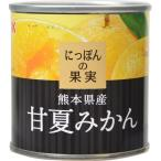 にっぽんの果実 熊本県産 甘夏みかん 185g