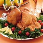 クリスマス ギフト 財宝 スモークターキー 一羽 丸ごと 約 2kg 4人前 〜 5人前 送料無料 冷蔵 / 七面鳥 / パーティー / 桜 チップ 燻製