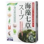 国産野菜のブイヨンで仕上げました 海草七草スープ 10箱セット 代引き不可