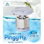 水素風呂入浴器 アクアリード ピンギー エイチツー(Pingy H2)専用 クエン酸 60袋入 PKUENSAN