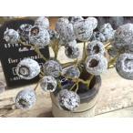 フェイクグリーン 造花  インテリアグリーン ナチュラルガーデン おしゃれ インテリア 雑貨 ナチュラル 寄植え /ユーカリシードピック
