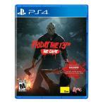 ショッピングPS PS4 The 13th The Game 13日の金曜日 ジェイソン 日本語対応リージョン (輸入版:北米)