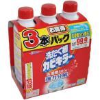 洗濯槽用洗剤 洗濯槽クリーナー液体 550g x 3 カビキラー ジョンソン
