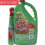 シミ抜き用合成洗剤 スプレインウォッシュ シミ抜きスプレー 650ml + 4.2L