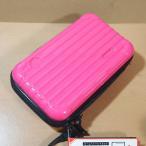 ショッピング筆箱 ミニキャリー型 ペンケース(ピンク)06786 ハードケース/ユニークなポーチ