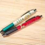 人気癒しキャラ しばんばん エナージェル シャープペン2本セット 0.5mm芯 55439-41/筆記具