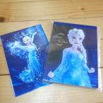 ディズニー アナと雪の女王 ポストカード+A6メモ帳セット