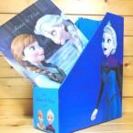 ディズニー アナと雪の女王 A4クリアファイル+A4縦型ボックスファイルの2点セット FROZEN