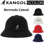 KANGOL/カンゴール Bermuda Casual/バミューダカジュアル 0397BC バケットハット/帽子 メンズ/レディース