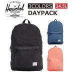 ショッピングtokia HERSCHEL ハーシェル DAYPACK デイパック リュックサック バッグ カバン 鞄 メンズ レディース 24.5L B4 10076